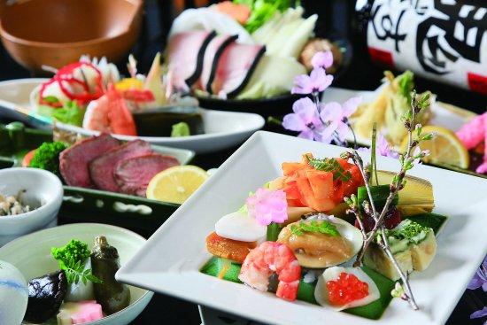 Minokamo, Japan: 別館 お料理さかえ(30名様まで・要予約・¥3,240~)