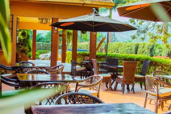 Humura Resorts: Terrace