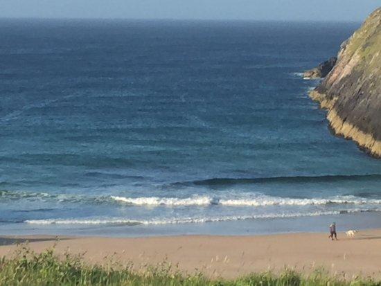 Durness Beach Sango Beath Views
