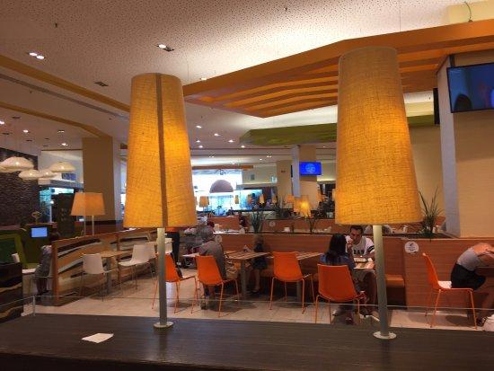 Area food court - Foto di Le Terrazze, La Spezia - TripAdvisor