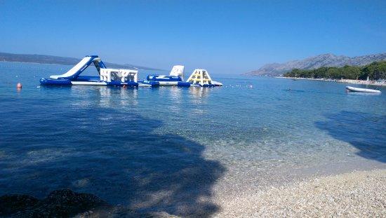 Bluesun Hotel Soline: Hotel Soline, the aquaparc