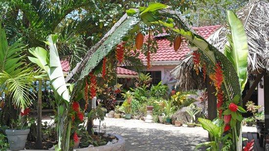 Petite Anse Beachfront Hotel & Restaurant Grenada: Wedding Arch