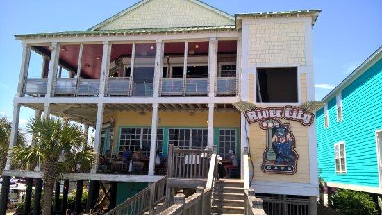 River City Cafe Surfside Beach Hours