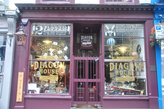 Diagon House