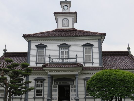 Former Nishitagawa-gun County Office Photo