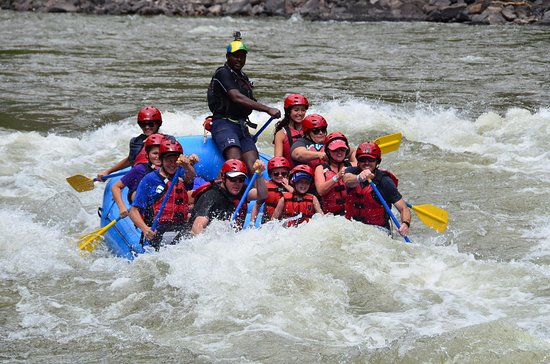 Timberline Tours Rafting Colorado