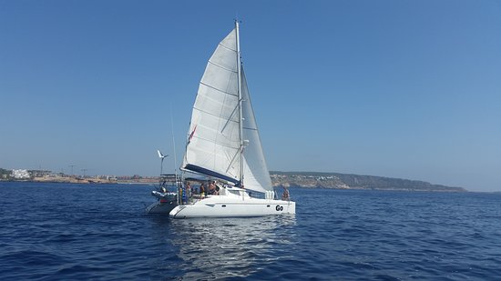 Sail Go Catamaran