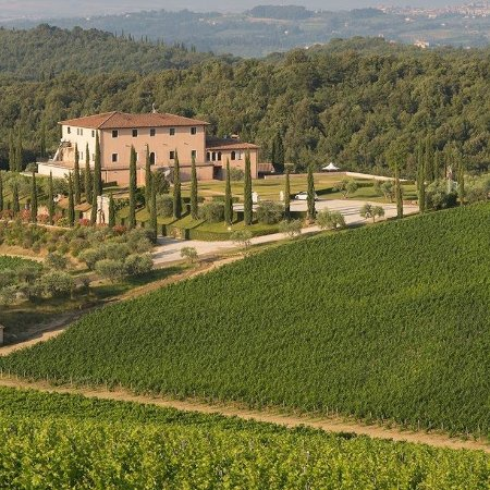 Castelnuovo Berardenga, Italien: The winery