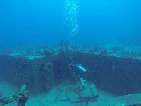 Silent World Dive Center: Spiegel Grove