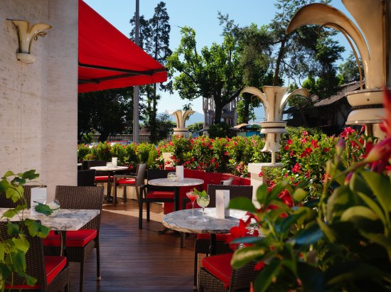 le jardin terrace picture of le richemond geneve