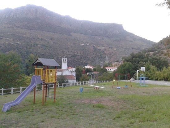 Castille-et-León, Espagne : Zona infantil