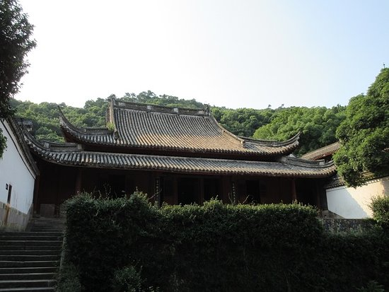 Baoguosi Museum Ancient Architecture