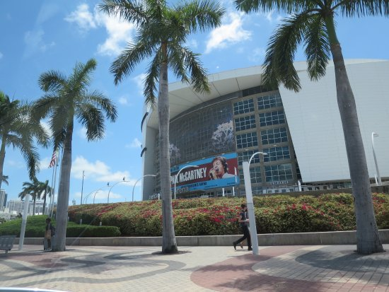 American Airlines Arena : アリーナ