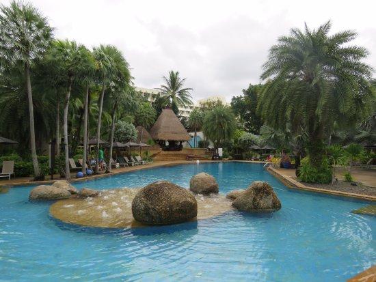 Movenpick Resort & Spa Karon Beach Phuket: One of the pools.
