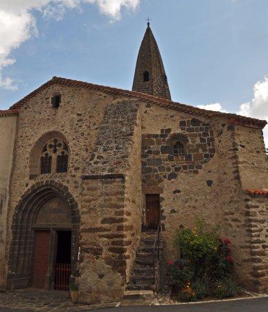 Saint-Cirgues, فرنسا: la façade