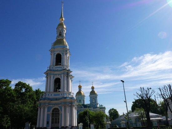 Nicholas Naval Cathedral of The Epiphany: 聖尼古拉大教堂外觀