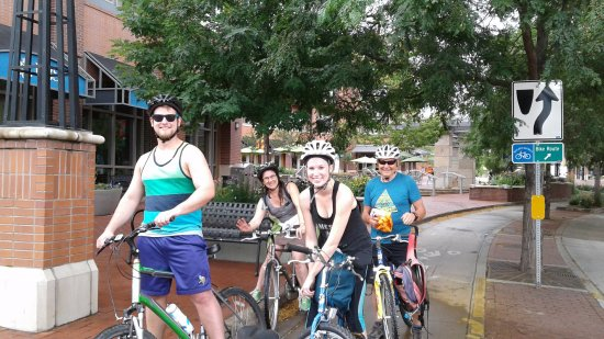 Boulder, CO: Fun bike rides for all ages and abilities!