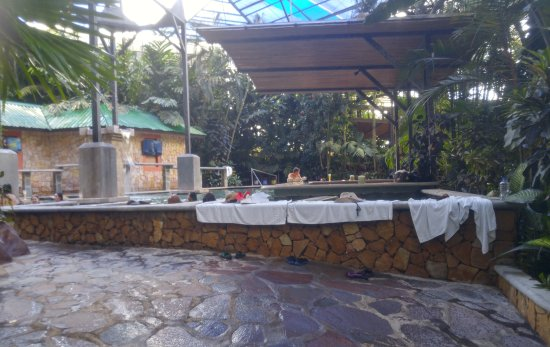 Baldi Hot Springs Hotel Resort & Spa: One of the hot spring pools