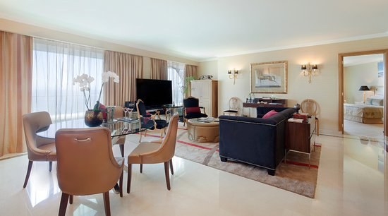 Hotel Cascais Miragem: Sala Suite Presidencial