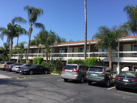 Best western plus carriage inn los angeles californien for Best parking near lax
