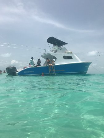 On Isla Mujeres Water Tours Photo