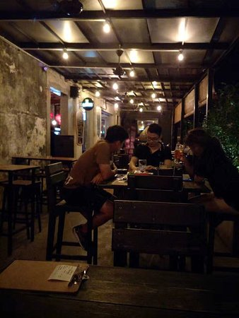 terrace forty eight alor setar restaurant reviews
