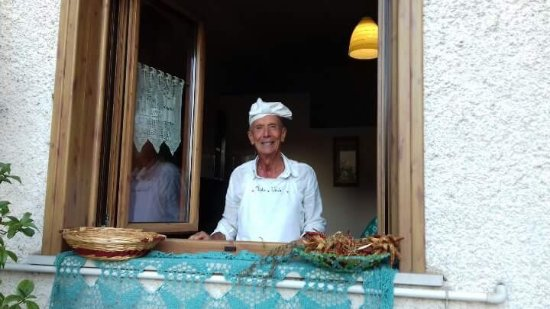 Nido Verde: Utmärk kock med egna råvaror