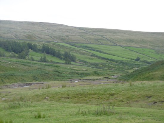 North Pennines Area of Outstanding Natural Beauty: Remote valley