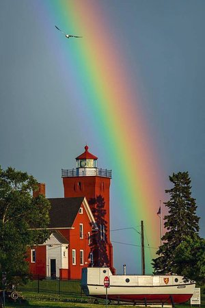 Lighthouse Bed & Breakfast: Photo by Christian Dalbec Photography