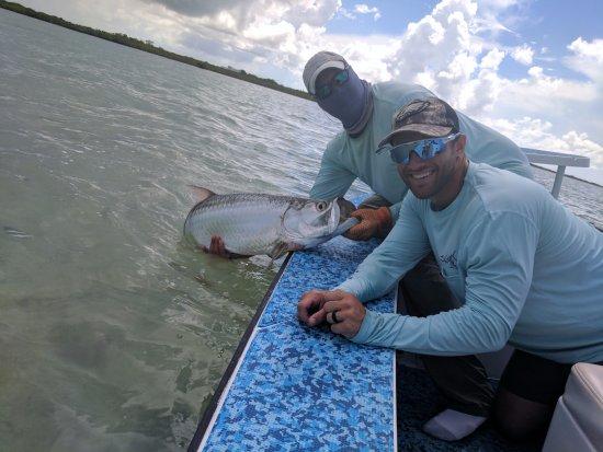 AWS Charters, Key West Flats Fishing: Tarpon
