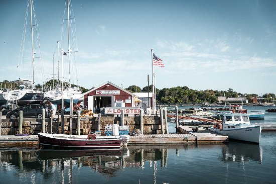 North Haven Island Ferry Landing Picture Of Maine United States