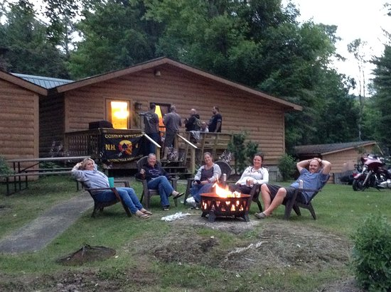 Brookwood RV Resort Campground and Cabins: Roger Rock East Cabin
