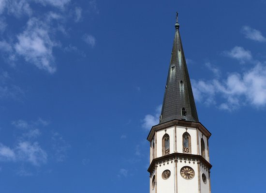 ‪‪Levoca‬, سلوفاكيا: The Tower of St. James Basilica‬