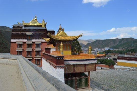Xiahe County, Kina: Labrang monastery