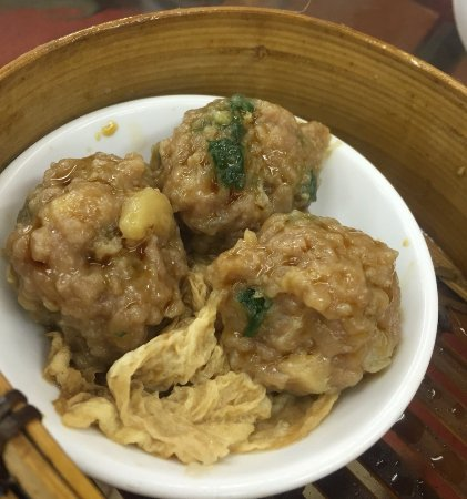 Lin Heung Tea House: Steamed Beef Ball