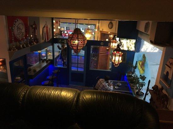 Coffeeshop IBIZA Amsterdam: Relaxed local feel coffee shop