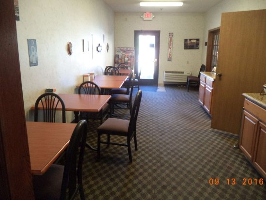 Comfort Inn: Breakfast Seating Room 1