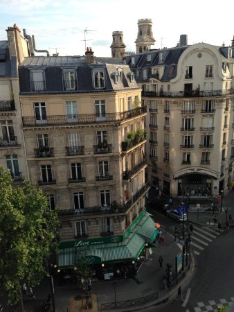 La Maison Saint Germain: View from balcony