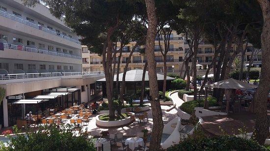 Hotel & Spa S'Entrador Playa: 20170706_104411_large.jpg