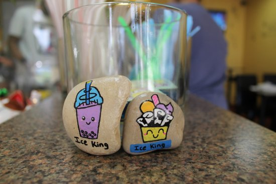 Port Saint Lucie, FL: PSL Rocks made for Ice King, nice