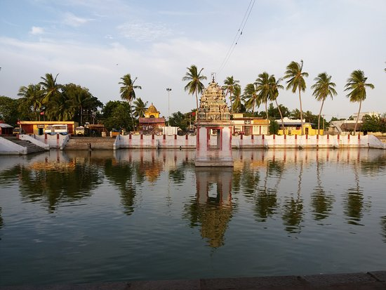 Nagapattinam, India: Ettukudi Murugan Temple