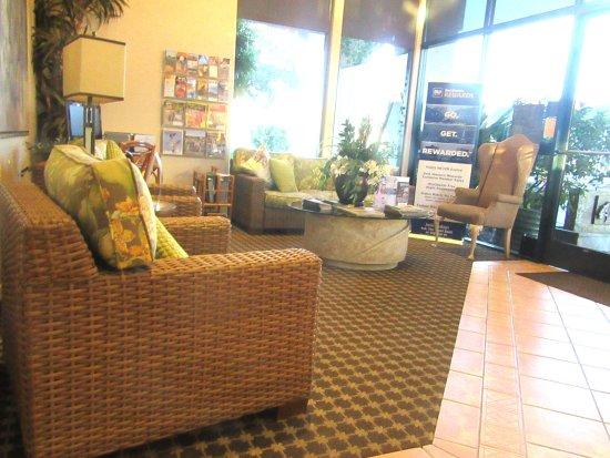 Lobby, Best Western Plus Black Oak, Paso Robles, CA