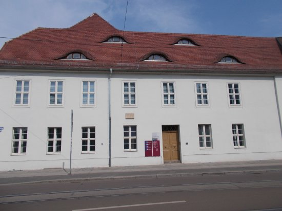 Wilhelm-Friedemann-Bach Haus