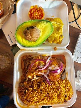 Alez haitian cuisine caribbean restaurant 1428 e for Alez haitian cuisine