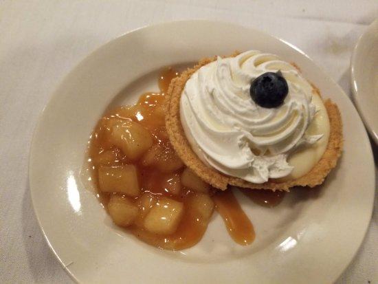 Essex, CT: dessert