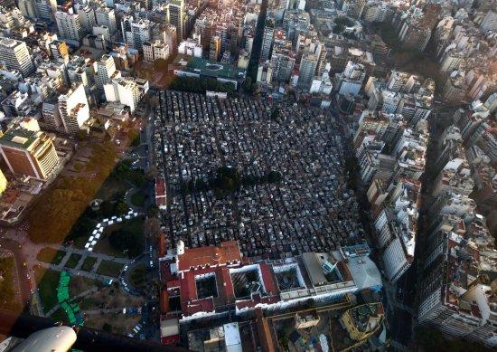 Foto de Helitours Buenos Aires: Cementerio de la Recoleta - Tripadvisor
