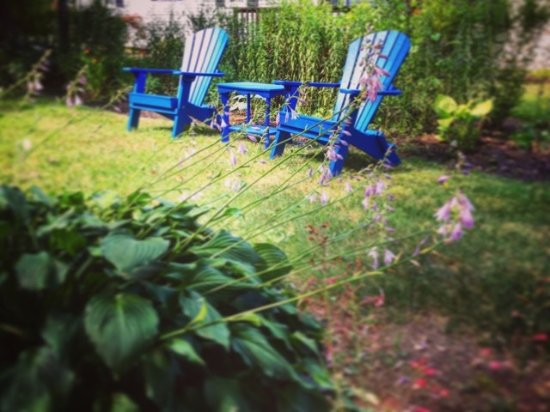 Fairfield, PA: Relaxing Garden
