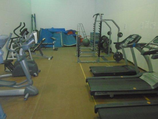 Piuraagvik Recreation Center: Exercise equipment