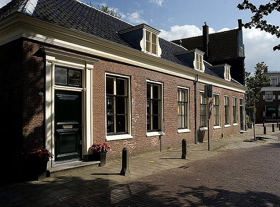 Uithoorn, Nederland: The front facade of the brewery and shop. Brewpub is around the corner...