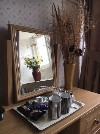 Dinder, UK: Crapnell Farmhouse Bed & Breakfast